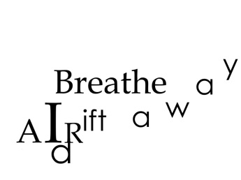Air Wordblock Poem